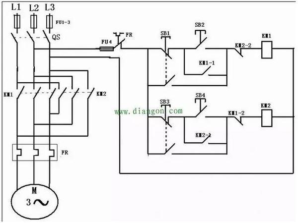 电机学考试题_【电力考试】如何才能看得懂电路图和原理图
